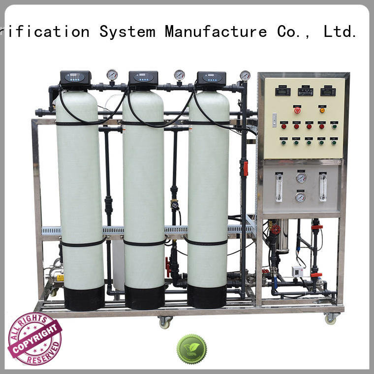 treatment filter methods Ocpuritech Brand ro water filter manufacture