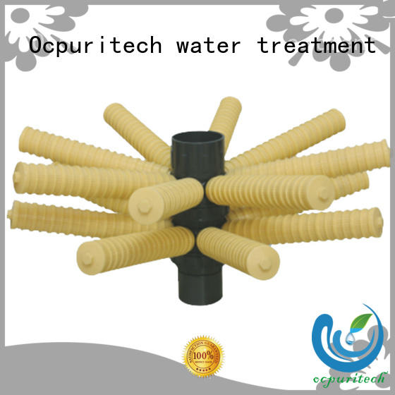 Hot sell Top & bottom strainer inner water distributor accessory