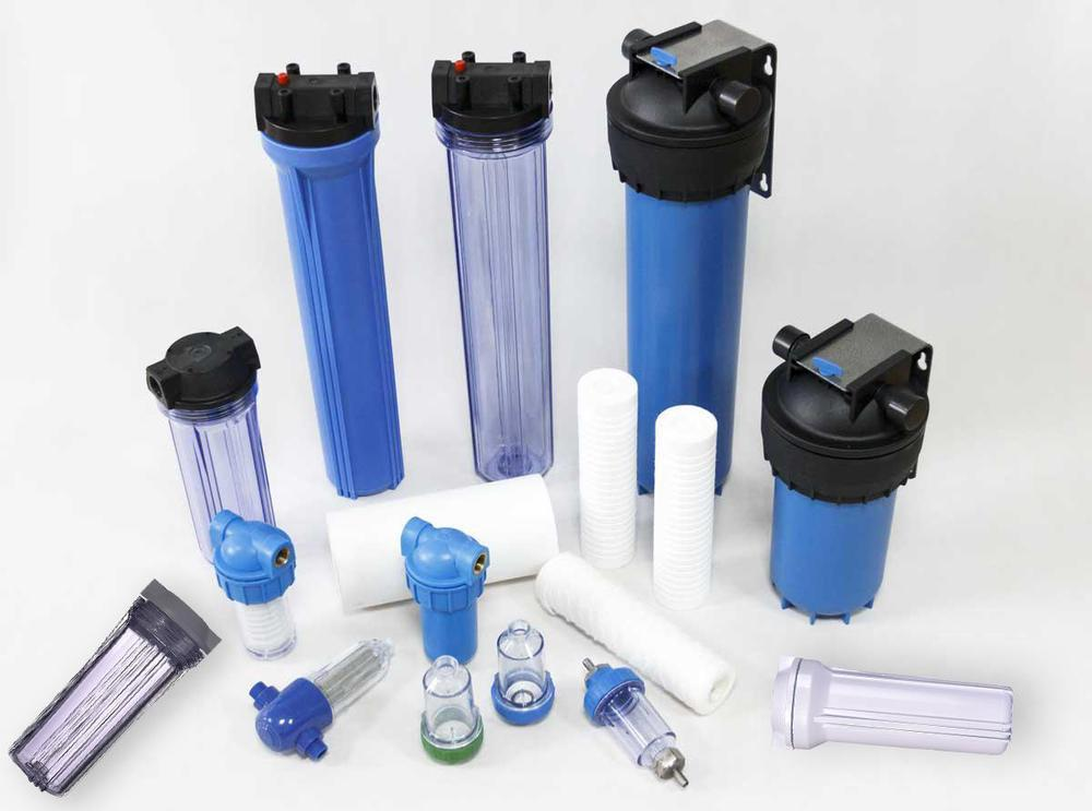 Ocpuritech-Water Filtration System Manufacture | 20 Inch 2-stage Jumboo Blue Housing-2