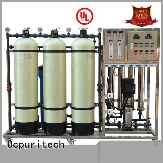 Ocpuritech industrial reverse osmosis system cost wholesale for agriculture