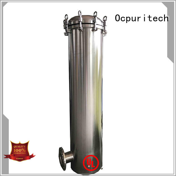 Ocpuritech professional water filter supplier factory for household