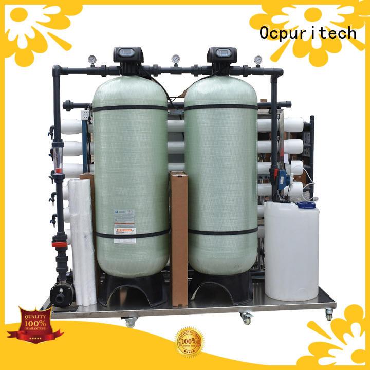 Variety capatial food company ro water filter hospital Ocpuritech company