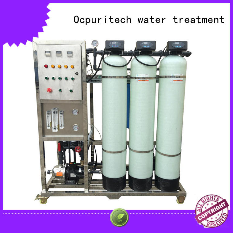 ultrafiltration system plant Ocpuritech Brand ultrafilter