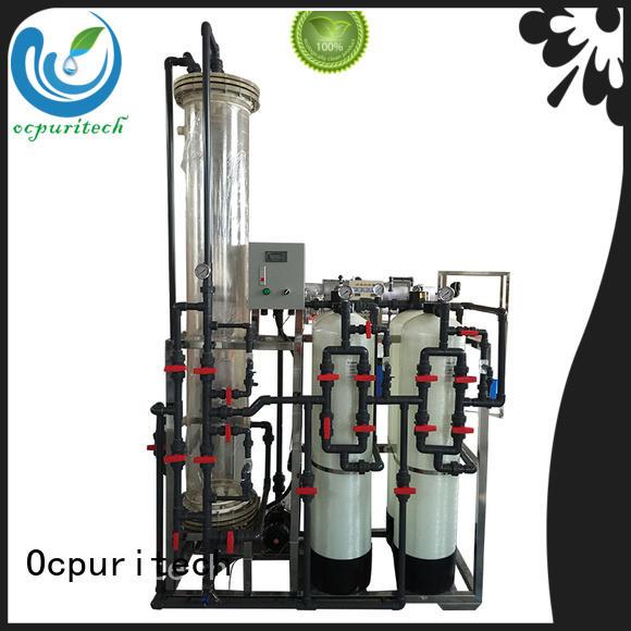 Ocpuritech deionizer design for medicine