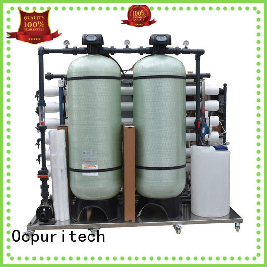 Ocpuritech commercial reverse osmosis water purifier supplier for seawater