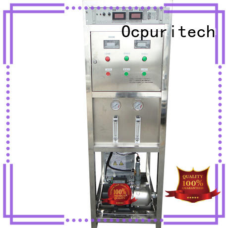 Ocpuritech hot selling edi water system manufacturers for seawater