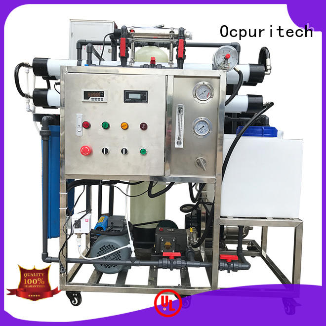 Ocpuritech seawater desalination from China for industry