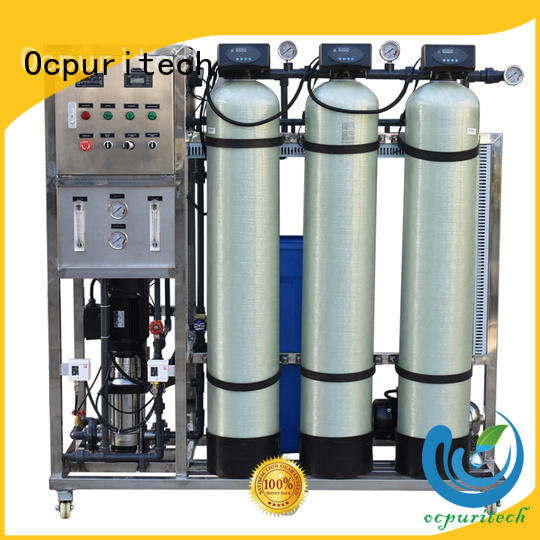 Ocpuritech ro machine factory price for agriculture