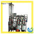 quality deionized water system design for business