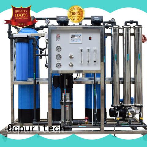 750LPH 4500 GPD  industrial RO membrane water purifier