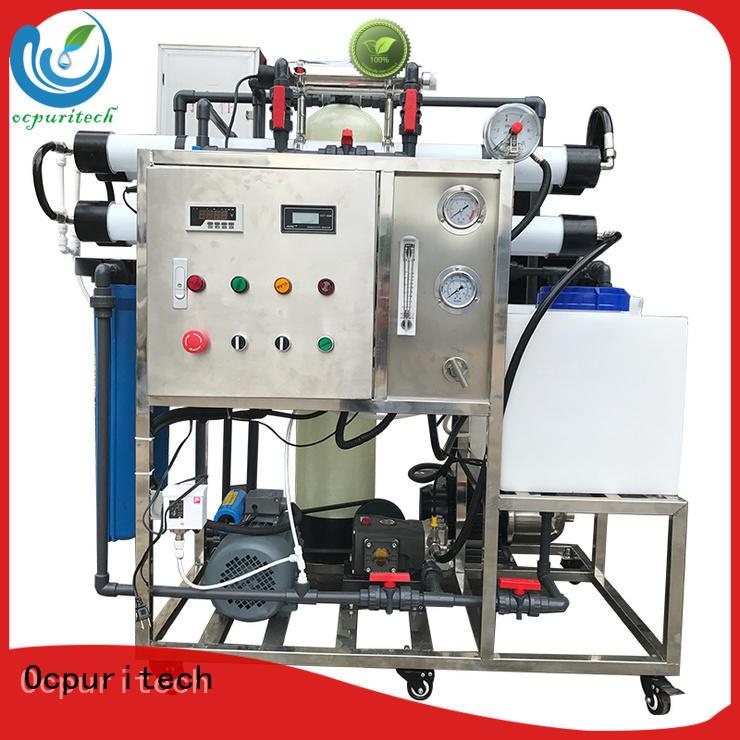 200L/H seawater desalination Reverse Osmosis Plant
