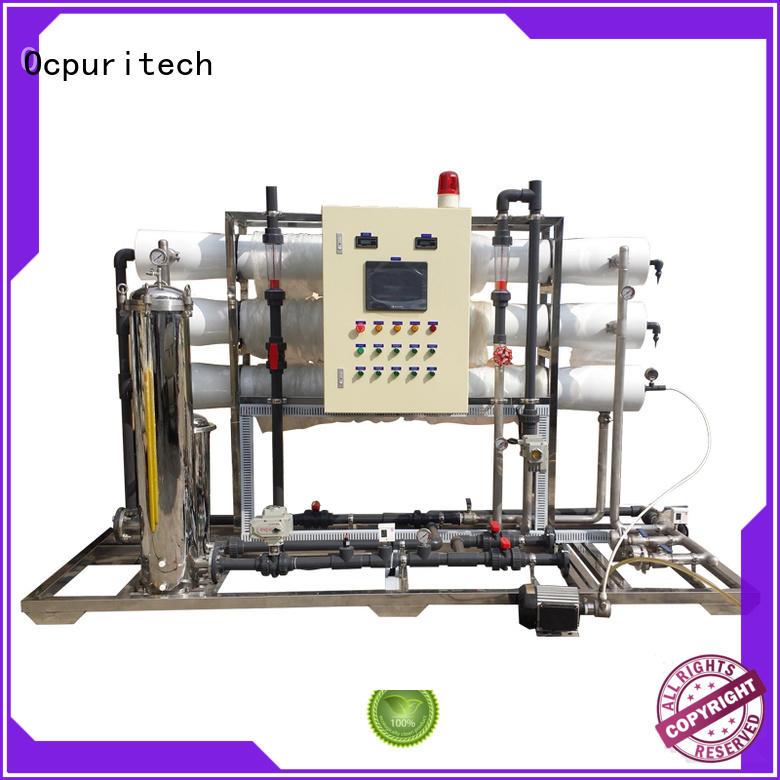 Custom plant ro machine water Ocpuritech