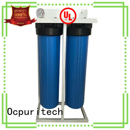 Ocpuritech water filtration system supplier for agriculture