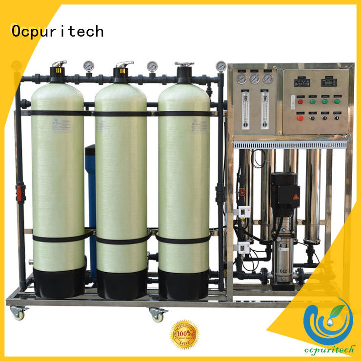 farm ro machine CNP pump Ocpuritech company