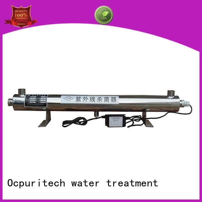 plant uv sanitizer hotel Ocpuritech