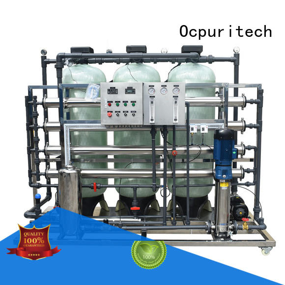 Ocpuritech stable reverse osmosis water filter personalized for agriculture