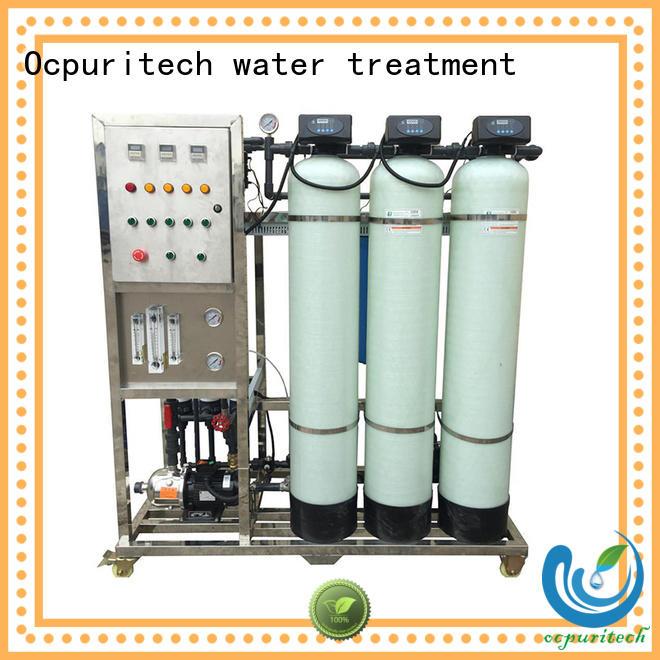 Ocpuritech supplier for food industry