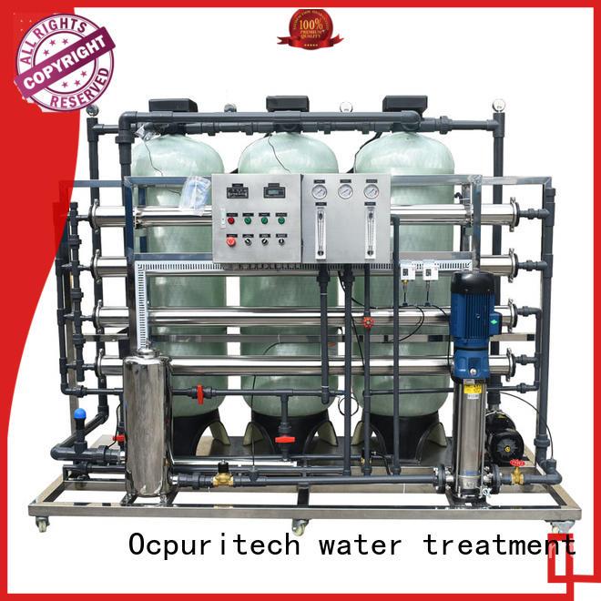 ro water filter Variety capatial hotel ro machine Recovery 45%-70% Ocpuritech Brand