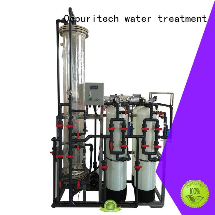 ion chemistry deionized water filter Ocpuritech Brand