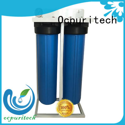 Ocpuritech water filter system personalized for food industry