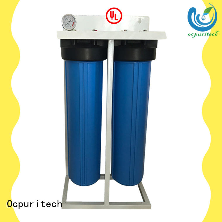 Ocpuritech commercial water filtration system factory price for seawater