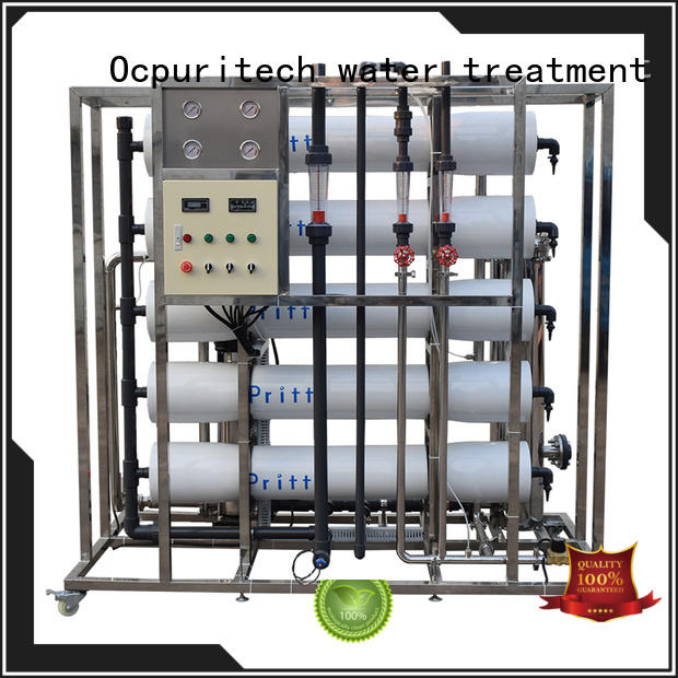 industrial treatment ro water filter Ocpuritech manufacture