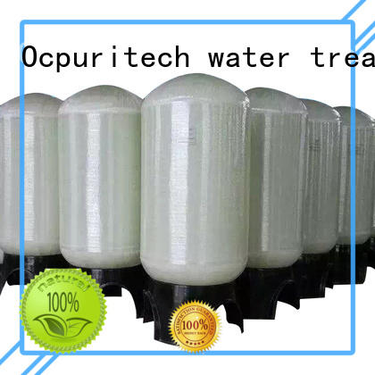 Wholesale Natural, Blue, Grey and Black colors fiberglass water tank NSF Certification Ocpuritech Brand