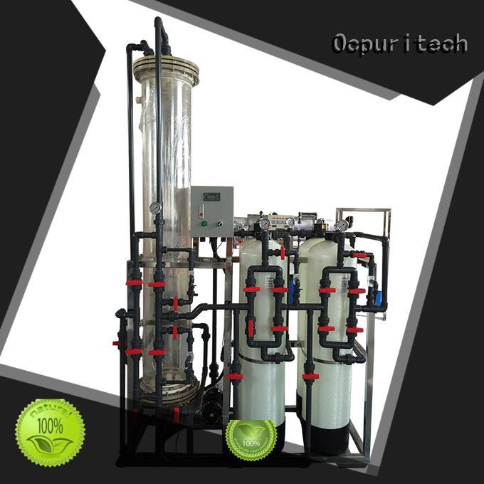 deionized water filter chemistry deionized reverse dionization Ocpuritech Brand deionized water system
