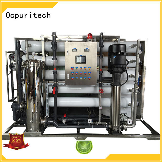 Ocpuritech industrial reverse osmosis machine supplier for agriculture