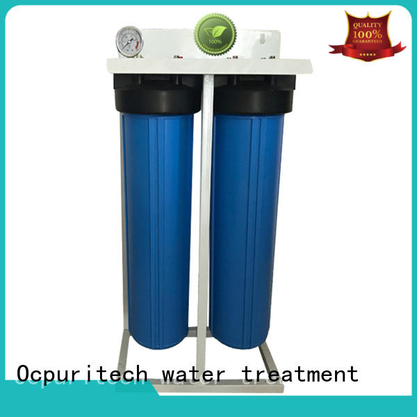 Hot water filtration system PP material Ocpuritech Brand