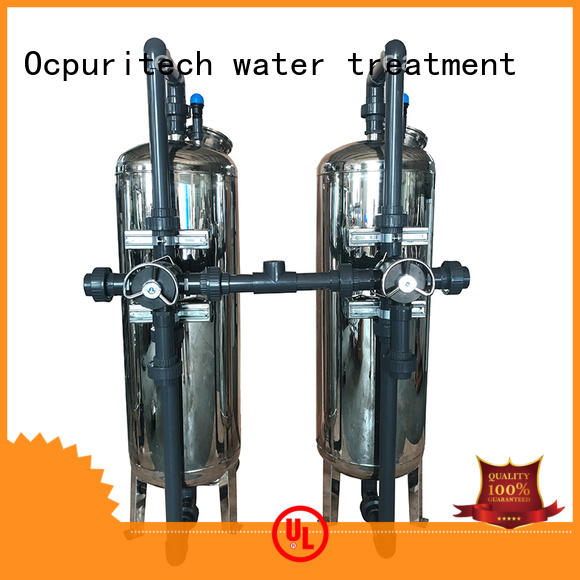 carbon high pressure filter manufacturer for fivestar hotel Ocpuritech