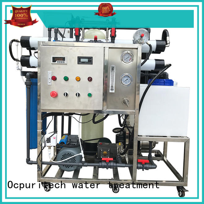 desalination machine reverse good quality seawater desalination manufacture