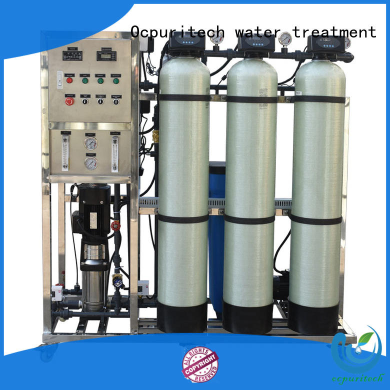 stable reverse osmosis system supplier mineral personalized for food industry