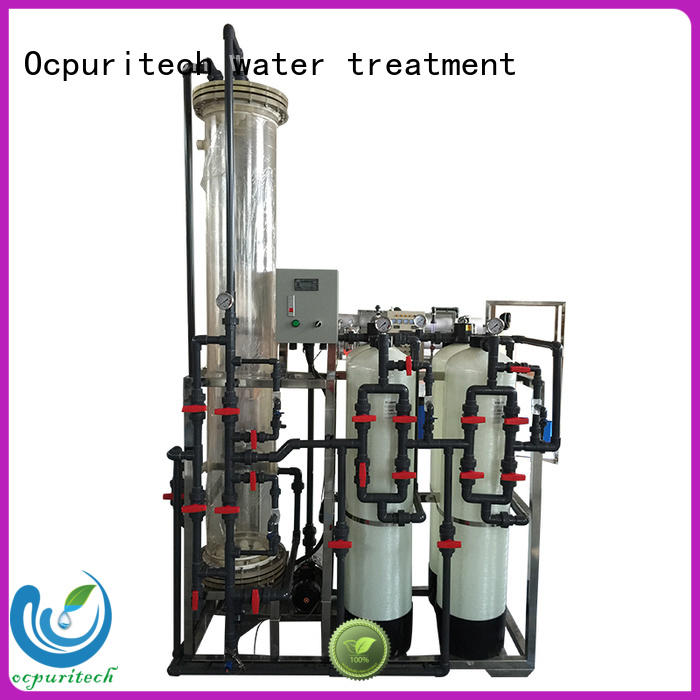 quality deionized water filter factory for household Ocpuritech