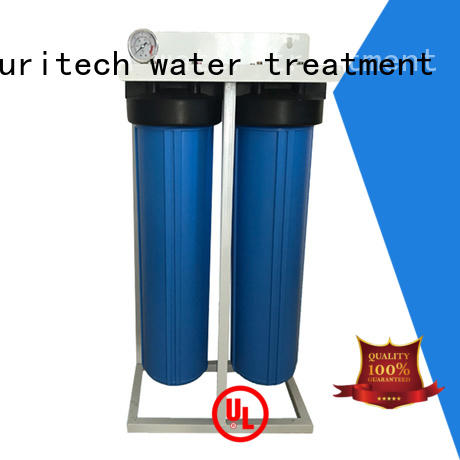 water filtration system supplier for houses