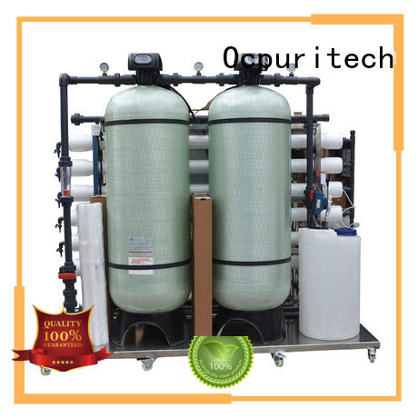 Ocpuritech water treatment companies supplier for agriculture