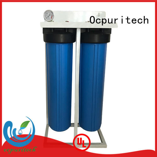 Ocpuritech industrial water filtration system supplier for agriculture