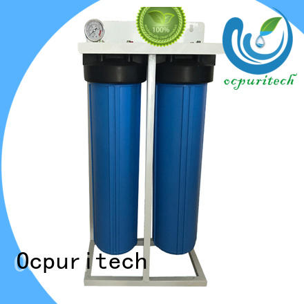 Ocpuritech efficient water filter system factory price for food industry