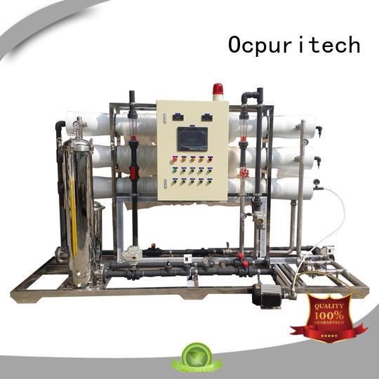 Ocpuritech Brand Vontron Variety capatial ro machine manufacture