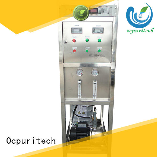Wholesale resistance up to 18 MΩ・cm edi water system product ultrapure water Ocpuritech Brand