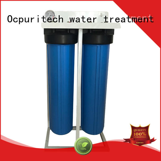Ocpuritech top water filter system personalized for seawater