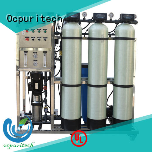 Ocpuritech reverse osmosis machine wholesale for seawater