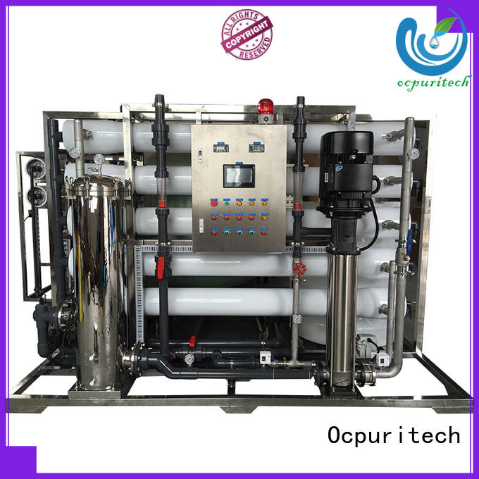 Ocpuritech ro system manufacturer factory price for seawater