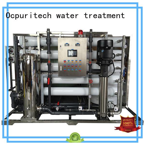 ro water filter CNP pump Ocpuritech Brand ro machine