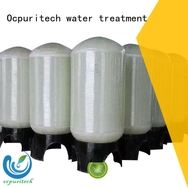 Ocpuritech eco-friendly frp tank customized for industry