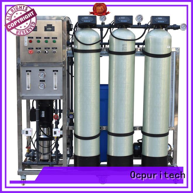 Wholesale mineral ro water filter 250 liter Ocpuritech Brand