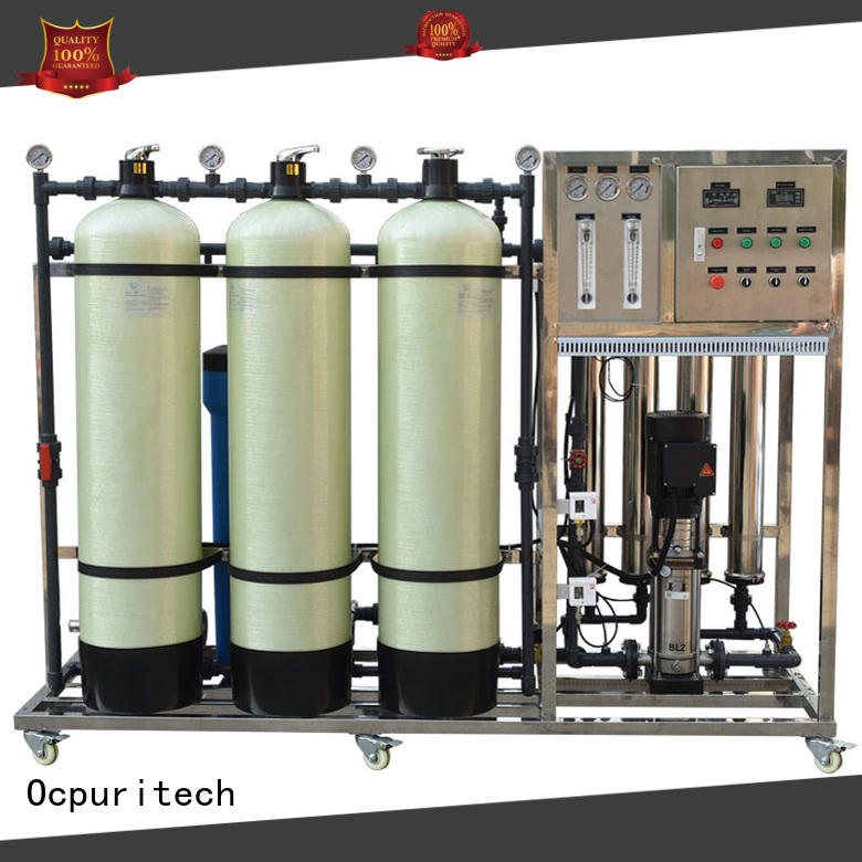 Ocpuritech reliable water treatment companies wholesale for seawater