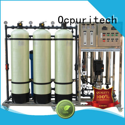 250lph reverse osmosis water system wholesale for food industry Ocpuritech