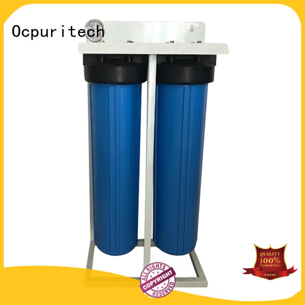 Ocpuritech water filtration system personalized for seawater