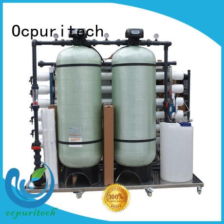 Ocpuritech latest reverse osmosis drinking water system for business for food industry